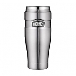 Mug isotherme - King Tumbler - Inox - 470 ml - THERMOS
