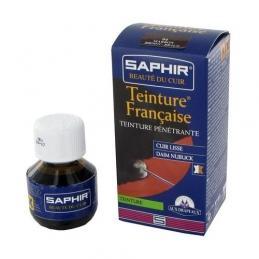 Teinture pour cuir - Teinture française - Marron - Saphir - AVEL