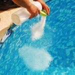 Traitement / réparation piscine