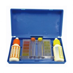 Trousse d'analyse - pH-chlore - BLUE POINT COMPANY