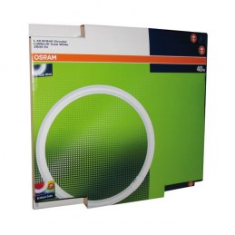 Tube fluocompact circulaire Luminux T9 C 40 W - Blanc industriel - 4 000 K - OSRAM