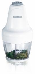 Mini-hachoir avec bol mélangeur - UZ 3861 - Blanc - SEVERIN