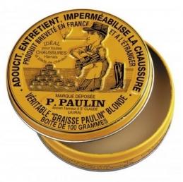 Graisse blonde pour cuir - Paulin - 100 Grs - LIEM