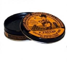 Graisse noire pour cuir - Paulin - 100 Grs - LIEM