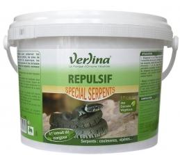Répulsif Serpent en granulés - Origine végétale - 1 Kg - VERLINA