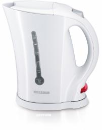 Bouilloire électrique sans fil - WK 3482 - Blanc - 2200 Watts - SEVERIN