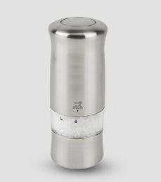 Moulin à sel électrique en ABS 14 cm - Zeli - PEUGEOT